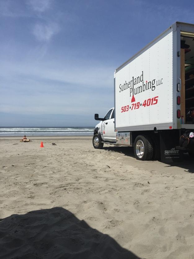 SP Truck Beach